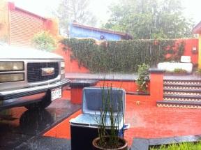 lluvias de julio y presones llenos