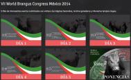 eventos congreso mundial brangus días 10 al 15 de noviembre 2014