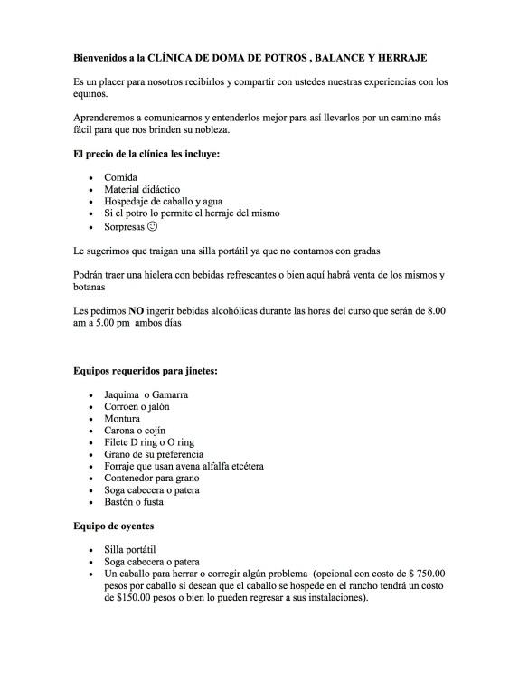 informacion clinica doma potros 2